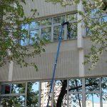 spalare geamuri exterioare