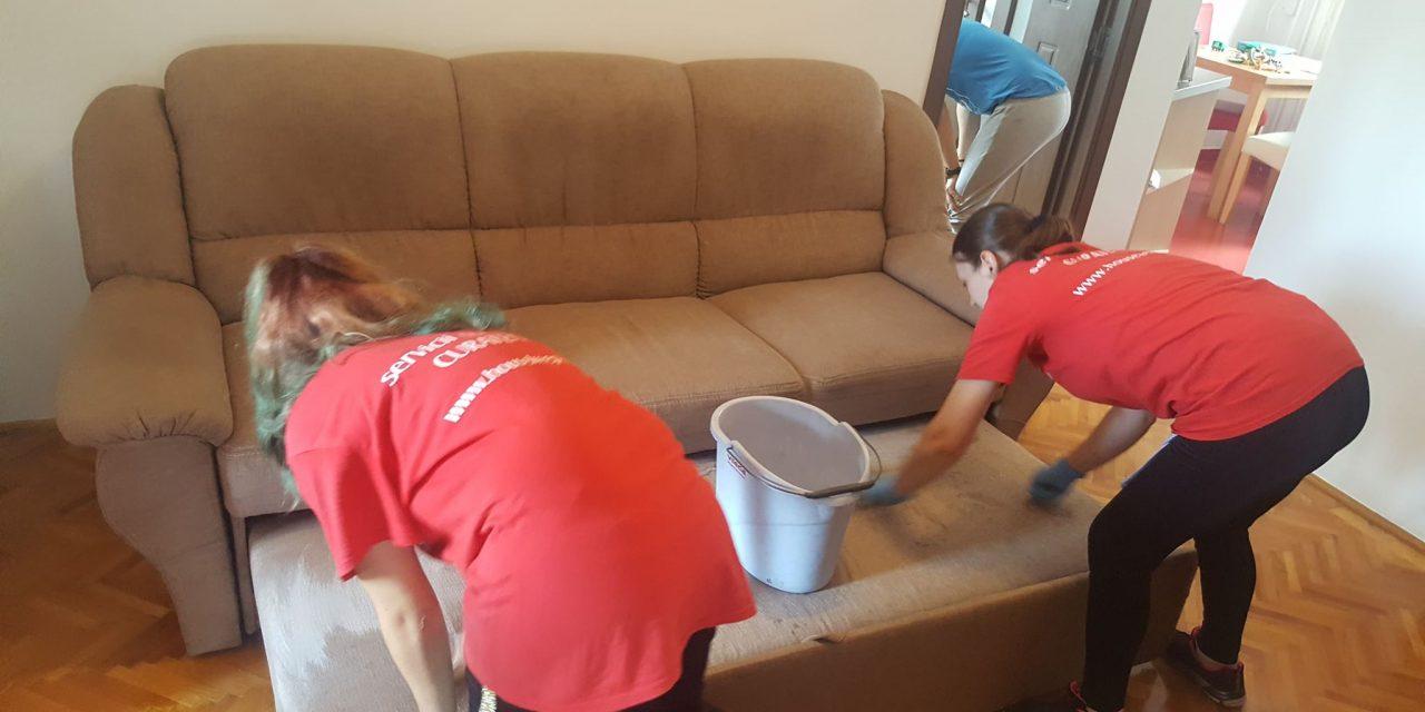 Curatare si spalare canapele
